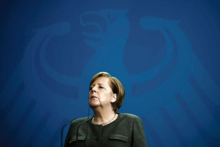 Angela Merkel: 'The Germany she bequeaths is an ambivalent global power – uncertain about how to use that power, slow to appreciate the responsibilities that truly powerful nations must assume'