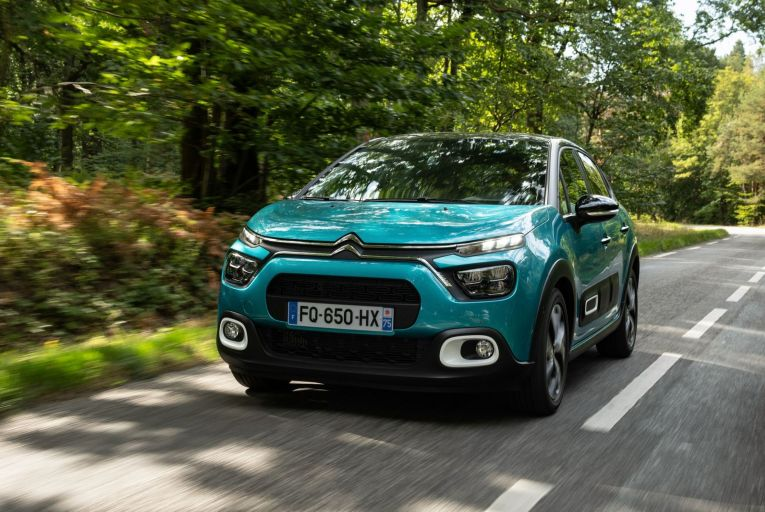 Citroën's curvy supermini, the C3, is getting a mid-life update that gives it a crossover vibe