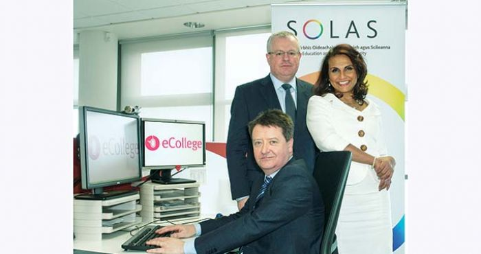 Solas awards €7 5m eCollege contracts to e-learning