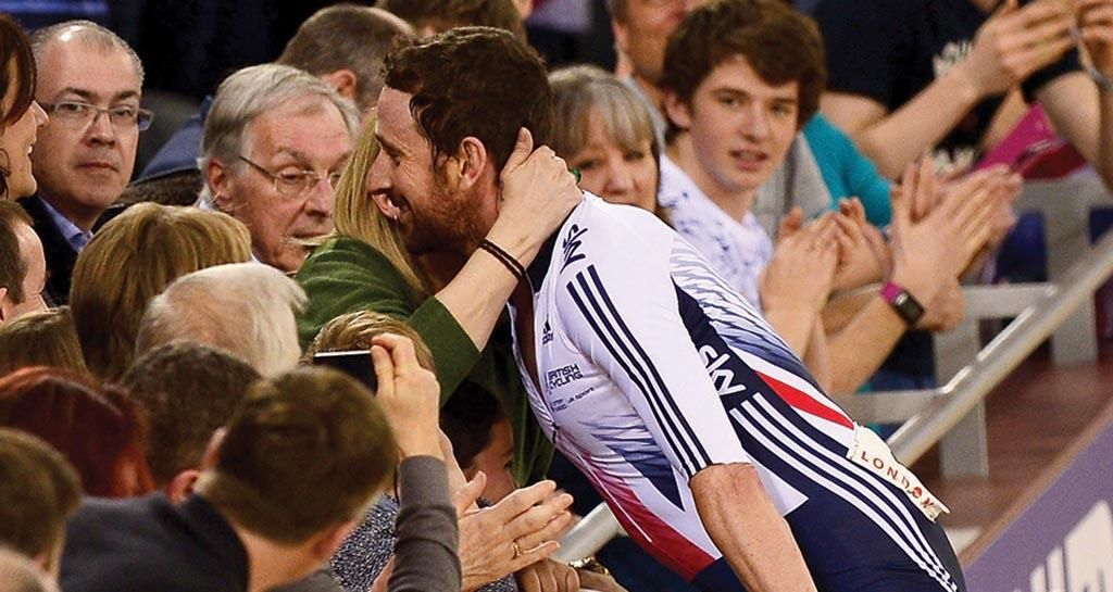 Wiggins at the Olympics in Rio Picture: Getty