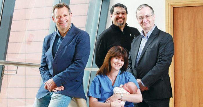 Diagnostics firm secures €2m for blood test for pregnant women