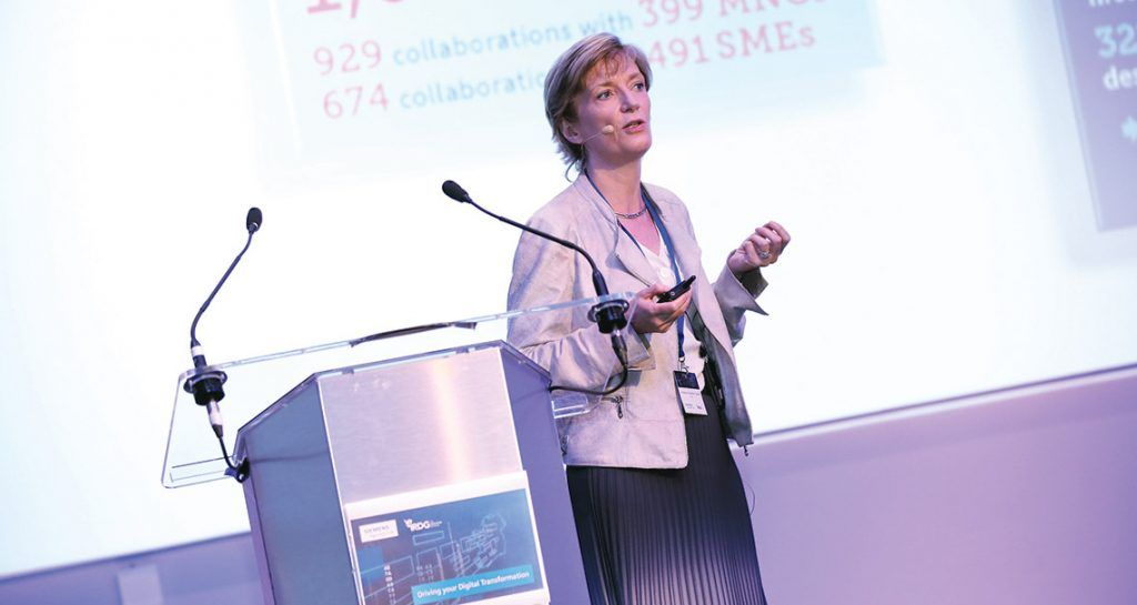Professor Siobhán Clarke, School of Computer Science and Statistics, TCD