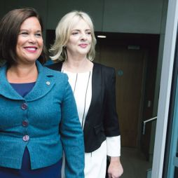 Sinn Féin's 'average industrial wage' claim goes by the board