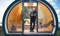 Tourism company offers landowners a pod alternative