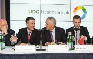 Steady UDG gets a clean bill of health
