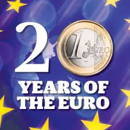 20 years of the euro