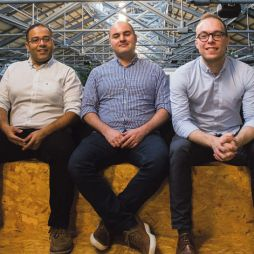 Life on 'the edge' pays off for tech start-up Intouch