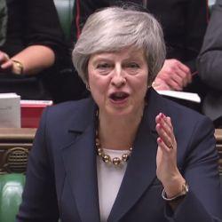 Parliament will veto  a British crash-out