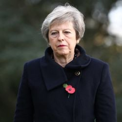 Don't feel sorry for Theresa May