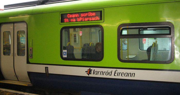 Iarnród Éireann in talks over new eco-friendly rail freight