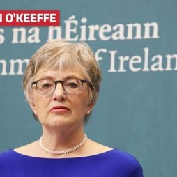 Zappone's plea from the heart is for all of us