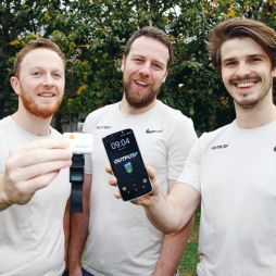 UCD spin-out targets top US athletes with wearables pitch