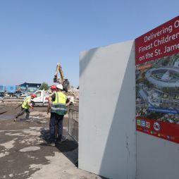 Children's hospital at legal risk after tender documents destroyed