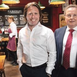 Minding their businesses: The Buckleys on steakhouses, staffing and succession
