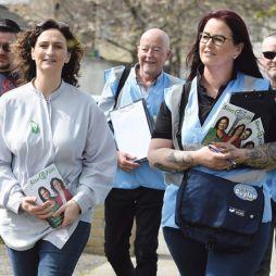 Cuffe in command as Boylan battles to salvage European seat
