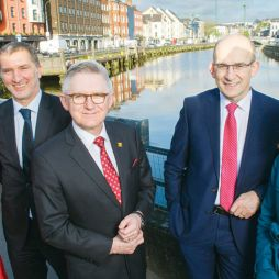 UCC's new school means business