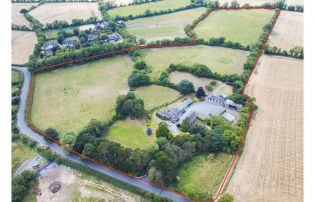 Site for sale on edge of enterprise zone