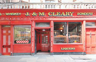 Historic D1 pub goes on the market