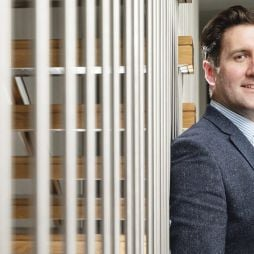 The medtech company with a nose for business