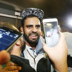 'It's not really about religion, but power': Ibrahim Halawa on Isis