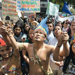 Beleaguered Bolsonaro sends military to Amazon