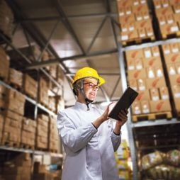 How real-time visibility of the supply chain can help reduce food waste