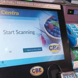 CBE's forecourt self-checkouts fuel a better customer experience
