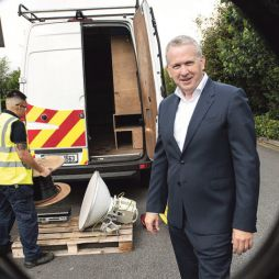 Enet boss backs state's decision to stick with National Broadband Ireland