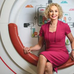 Sunday Interview: Vodafone chief executive Anne O'Leary