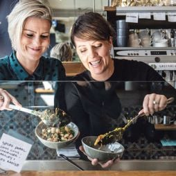 Orso looks to tempt more evening diners Cork restaurant inspired by Ottolenghi