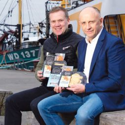 Seafood firm casts net abroad after building brand at home