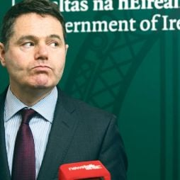 No need for Donohoe to be double-jobbing