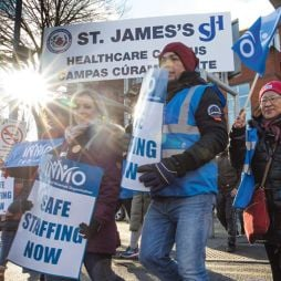 Health levy may be only solution to nurses' pain