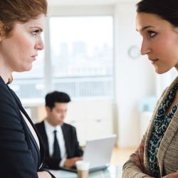 Why are successful businesswomen still reluctant to help their female colleagues?