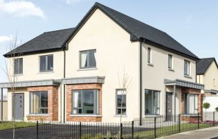 Latest batch of houses launched at Kildare scheme
