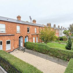 Refurbished red-brick with residential units and potential for mews development in Phibsborough