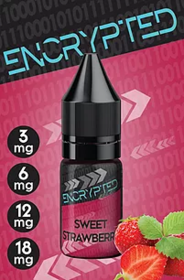 Encrypted Sweet Strawberry