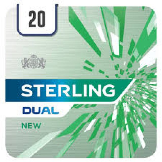 20 Sterling New Dual K/S