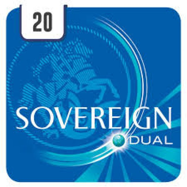 20 Sovereign New Dual K/S