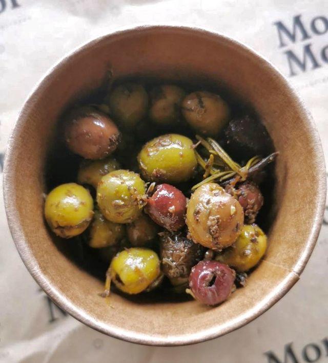Roast Olives (VG)