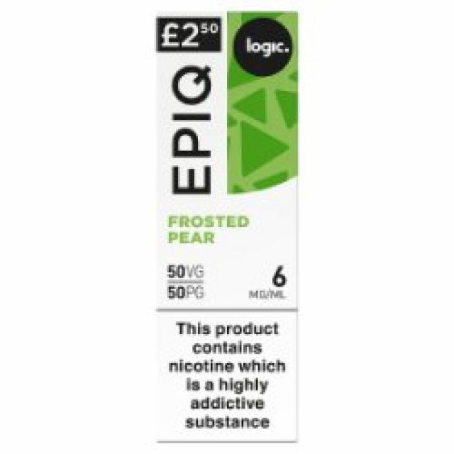 EPIQ Frosted Pear 6mg 10ml