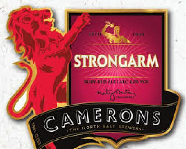 Camerons 'Strongarm' 4% 1L