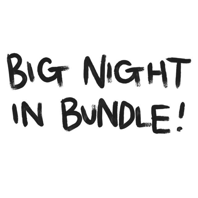 The Big Night In Drinks Bundle