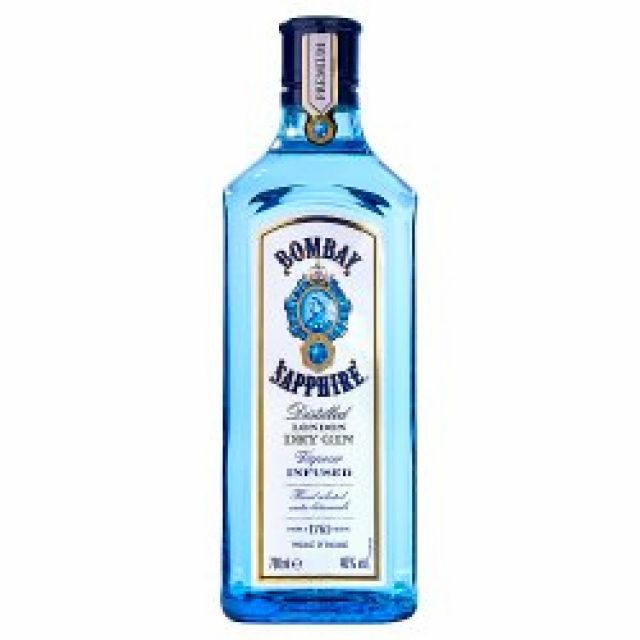 Bombay Sapphire Dry Gin (70cl)