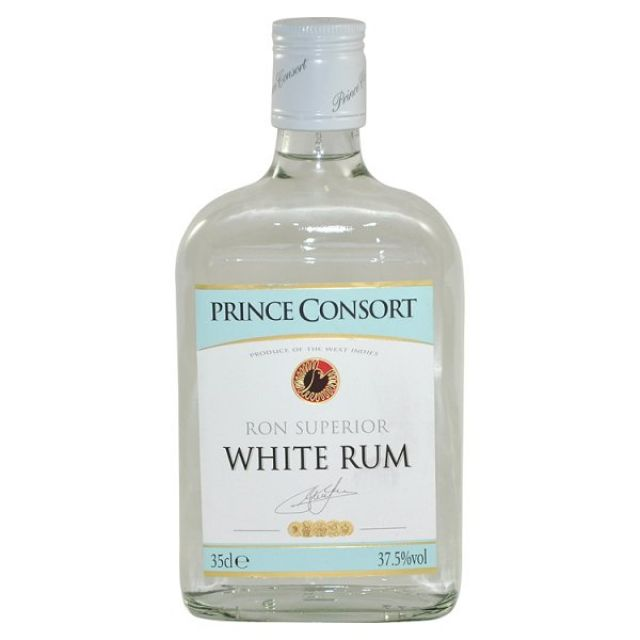 Prince Consort White Rum (35cl)