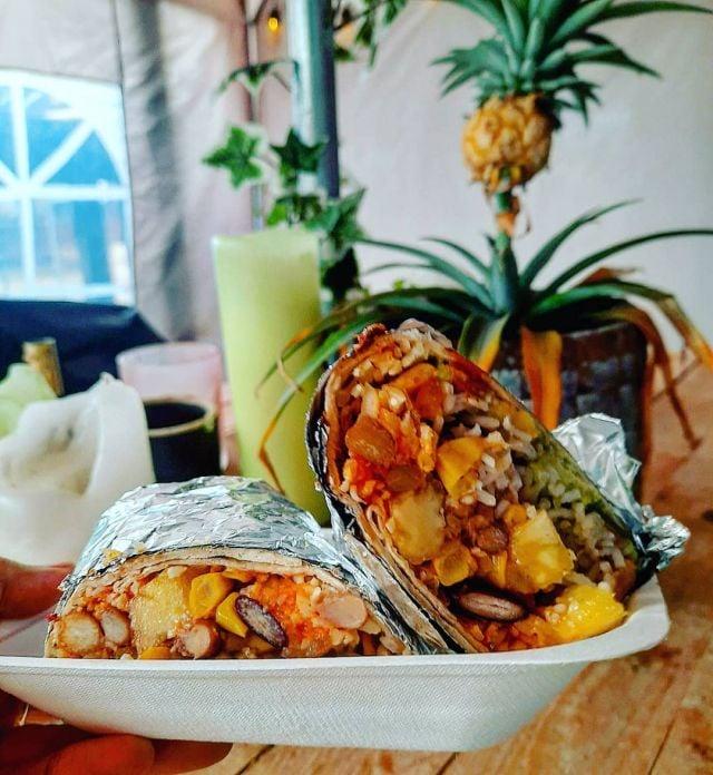 Bondi Beach Burrito