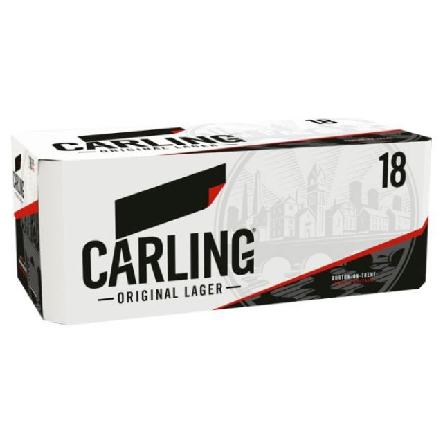 Carling MULTIPACK 18 x 440ml Cans