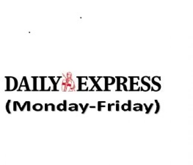 Daily Express (Monday-Friday)