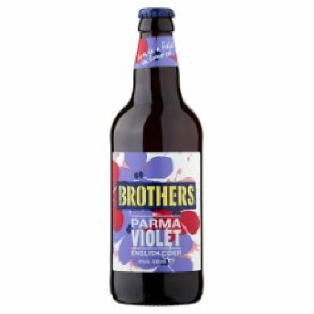 Brothers Parma Violet 1 x 500ml Bottle