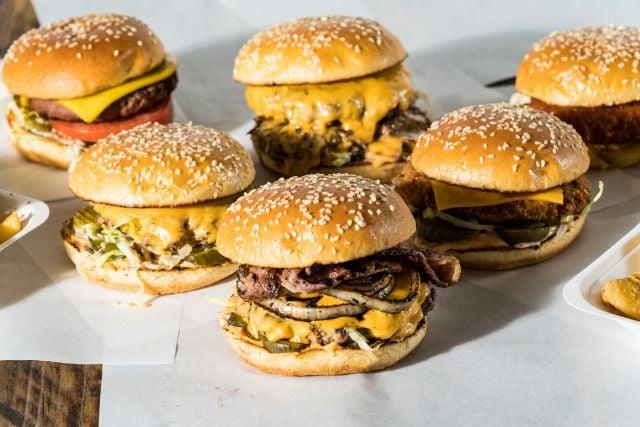 Cowboys Burgers